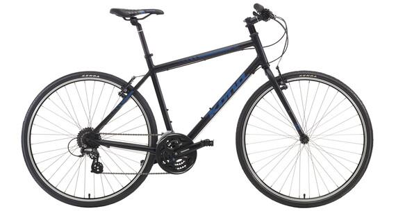 Kona Dew - Bicicletas híbridas Hombre - gris/negro